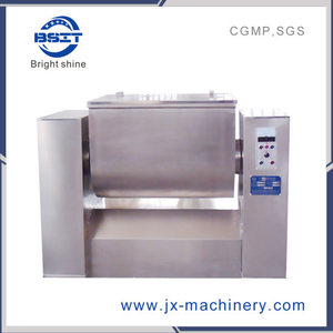 Trough Pharmaceutical Mixing and Blender Machine (CH-100)